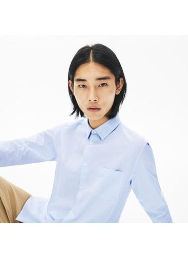 Lacoste Erkek Regular Gömlek CH6394.9AE Mavi